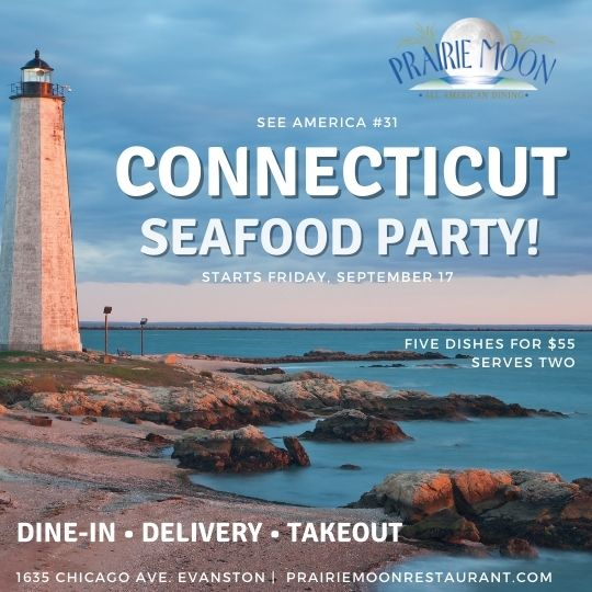 Connecticut Seafood Party